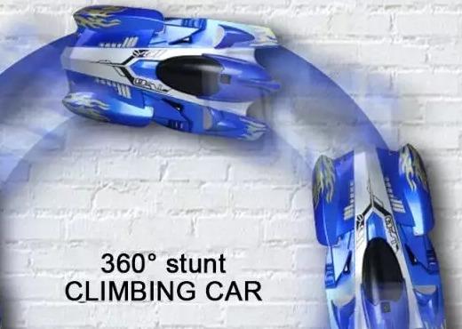 360 stunt Anti Gravity