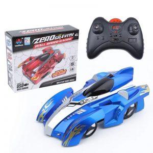 Anti Gravity RC auto blauw